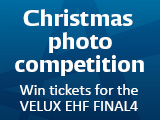 VELUX EHF FINAL4 tickets up for grabs in Christmas competition