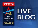 VELUX EHF FINAL4 Live-Blog