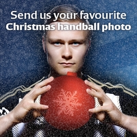 Win VELUX EHF FINAL4 tickets with your best handball Christmas picture