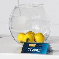Teams and seedings for first draws of the new season approved