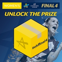 Prizes galore to celebrate 100 days to go until the 2015 Women's EHF FINAL4