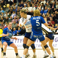EHF Women's Champions League Qualification Tournaments 1