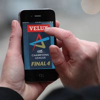 VELUX EHF FINAL4 App goes offline
