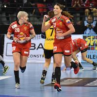 Györ move top with victory and Vardar punish Sävehof