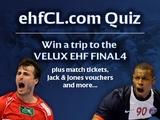 Gewinne eine Reise zum 2014 VELUX EHF FINAL4