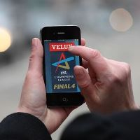Get yourself the VELUX EHF FINAL4 App now