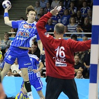 Källman shines as Szeged sink Celje to go top