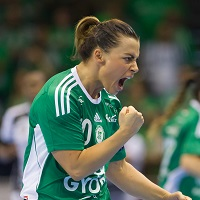 Gold, silver and 3 All-Star awards for Györ at EHF EURO
