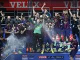 Achte Trophäe für Barcelona