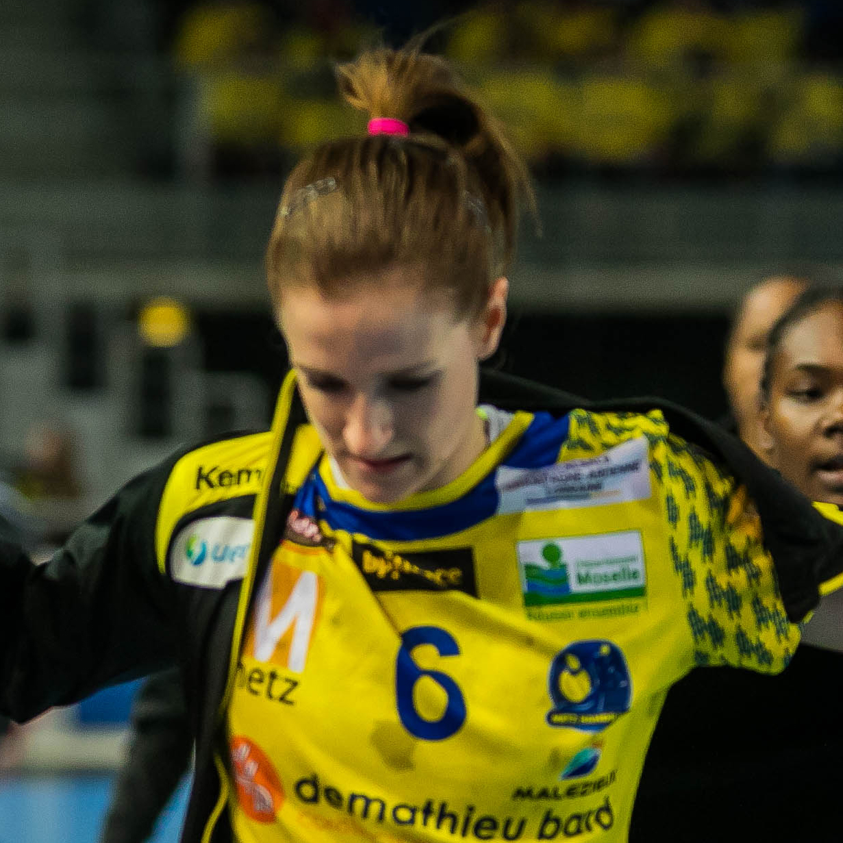 "Ana Gros: ""To beat Györ would be something incredible."""