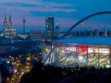Kölner LANXESS arena in der Weltspitze