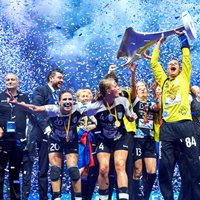 Another Danish coach at CSM after Vestergaard takes over the defending champions