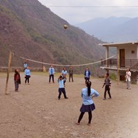 Improving lives through the power of sport