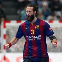 Saric and Karabatic secure Barcelona's eleventh final