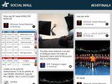 Werde Teil der VELUX EHF FINAL4 Social Wall
