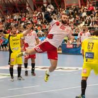 Sajad Esteki helps Dinamo to historic win