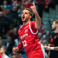 Six matches of penultimate round streamed live on ehfTV