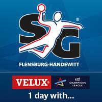 One day with SG Flensburg-Handewitt