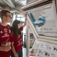 The VELUX Group: Eight years of sponsorship success
