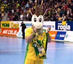 Slovenia: Celje and Krim champions