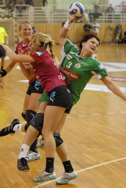 Győr on top, FTC still without a point