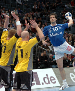 Gummersbach overcome tired Gorenje