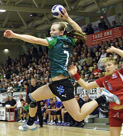 Viborg: handball capital of Europe?