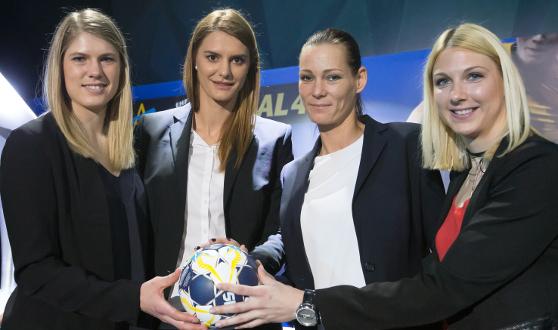 A Győri Audi ETO Buducnosttal találkozik a TIPPMIX EHF FINAL4 2017 elődöntőjében