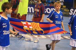 Barcelona pass Karvina test