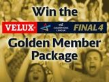 Gewinne das Golden-Member-Package für das VELUX EHF FINAL4