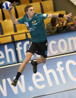 Viborg's men with problems in the defence