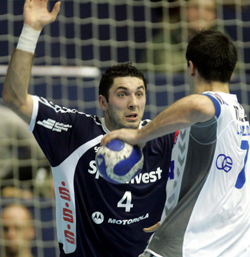 Croatian hurricane blows Flensburg away