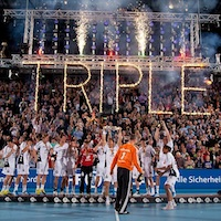 THW Kiel finish year on a high
