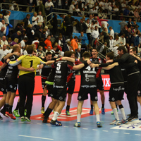 La Rioja stay on top with a win in Elverum, Montpellier with convincing home win
