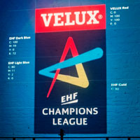 New look and new logo for the VELUX EHF Champions League