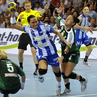 Women's EHF Champions League 2012/13