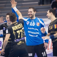Constanta and Holstebro close group phase with draw