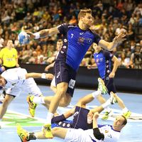 Montpellier reach showdown with Szeged