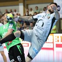 Füchse overcome eight-goal deficit to reach finals