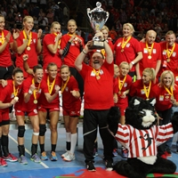 Dunaujvaros take first European title in 18 years