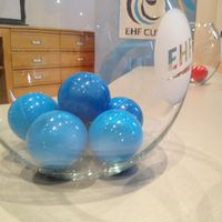 Draw of the Women's EHF Cup