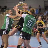 Two draws in Women's EHF Cup thrillers