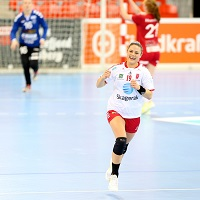 Larvik first team to reach quarter-finals