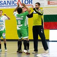 Krasnodar and Berchem reach quarter-finals