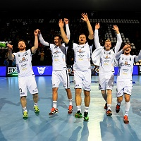 Three teams book Men's EHF Cup Quarter-final tickets
