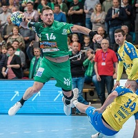 German sides dominate EHF Cup stats