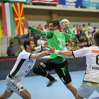 Three clear favourites in Men's EHF Cup Semi-finals
