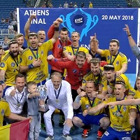 Turda take first European title on second attempt