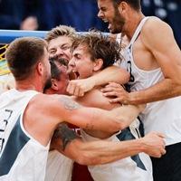68adee088f5 Denmark win both gold medals at Beach Handball EURO 2019