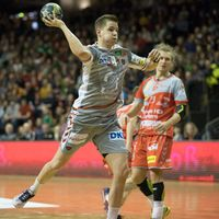 The battle to join Göppingen in the Finals begin